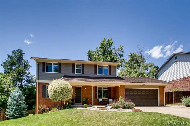 Photo of home for sale at 2339 Van Gordon Street, Lakewood CO
