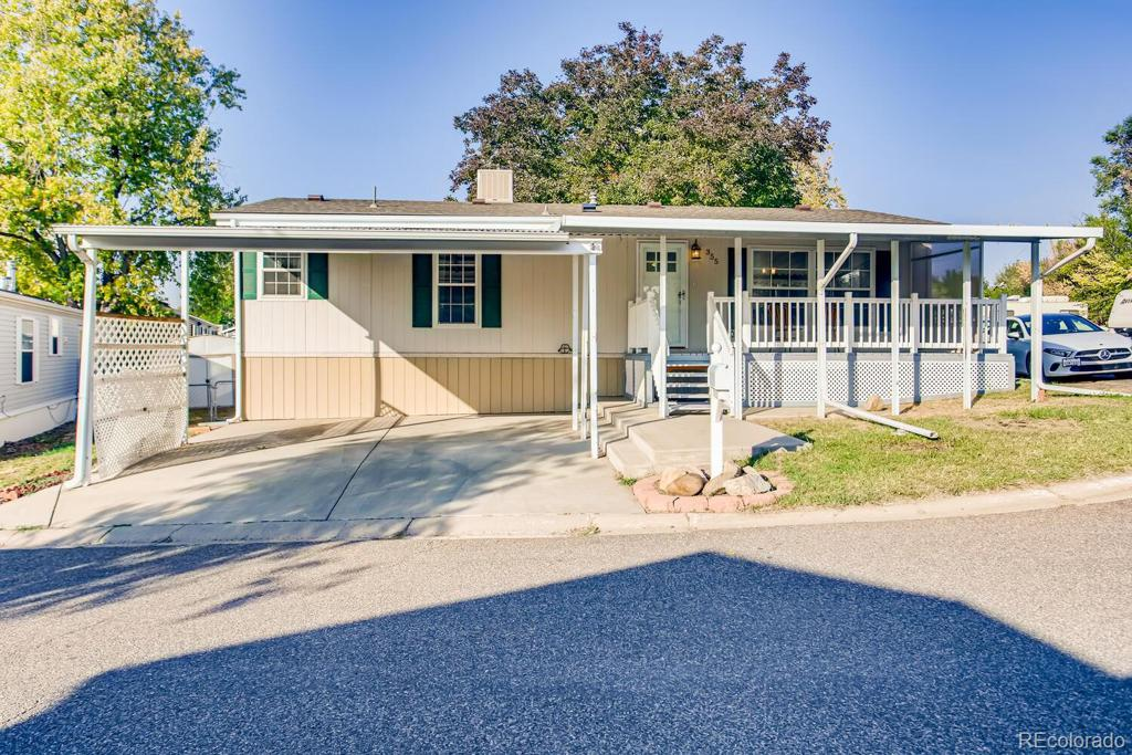 Photo of home for sale at 1801 92nd Avenue W, Federal Heights CO