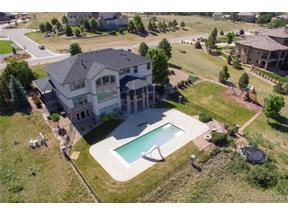 Property for sale at 9947 Sara Gulch Circle, Parker,  Colorado 80138