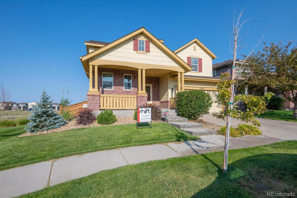 Photo of home for sale at 10103 Waco Street, Commerce City CO
