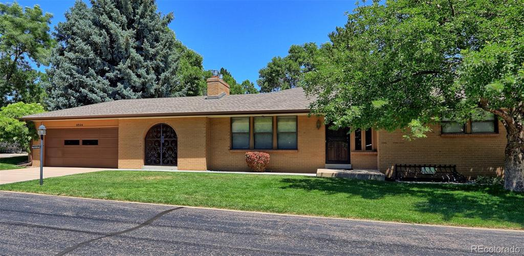 Photo of home for sale at 8524 10th Avenue W, Lakewood CO