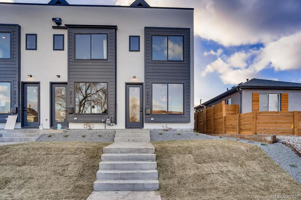 Photo of home for sale at 2177 Bannock Street S, Denver CO