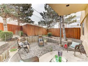 Property for sale at 180 Cook Street Unit: 102, Denver,  Colorado 80206