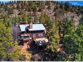 Property for sale at 13816 Wamblee Trail, Conifer,  Colorado 80433