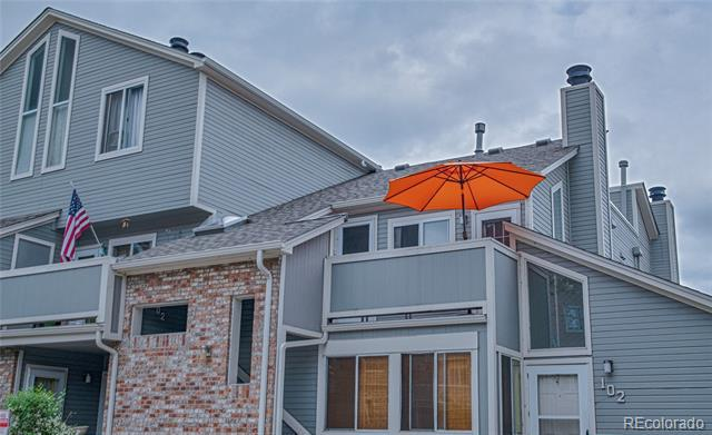 Photo of home for sale at 4911 Garrison Street, Wheat Ridge CO