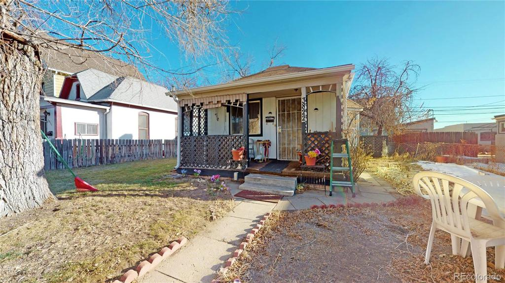 Photo of home for sale at 3822 High Street N, Denver CO