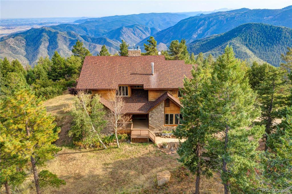 Photo of home for sale at 12421 High Country Trail, Littleton CO