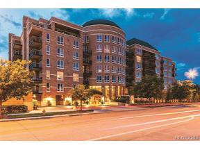 Property for sale at 2400 East Cherry Creek South Drive Unit: 308, Denver,  Colorado 80209