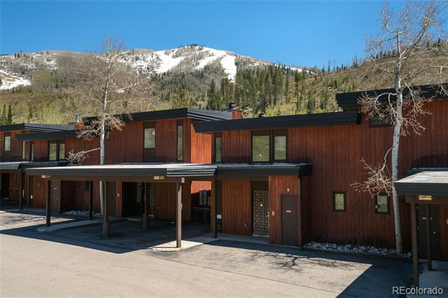 Photo of home for sale at 2430 Storm Meadows Drive, Steamboat Springs CO