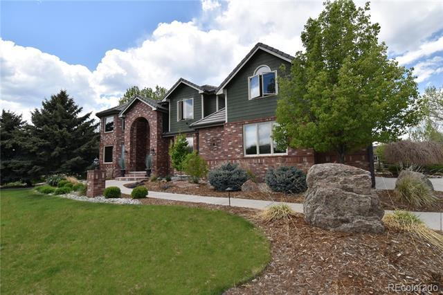 Photo of home for sale at 7719 Crestview Lane, Niwot CO