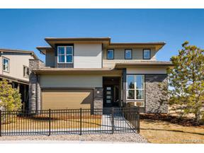 Property for sale at 481 Red Thistle Drive, Highlands Ranch,  Colorado 80126