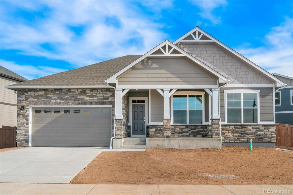 Photo of home for sale at 8943 Farmdale Street, Firestone CO