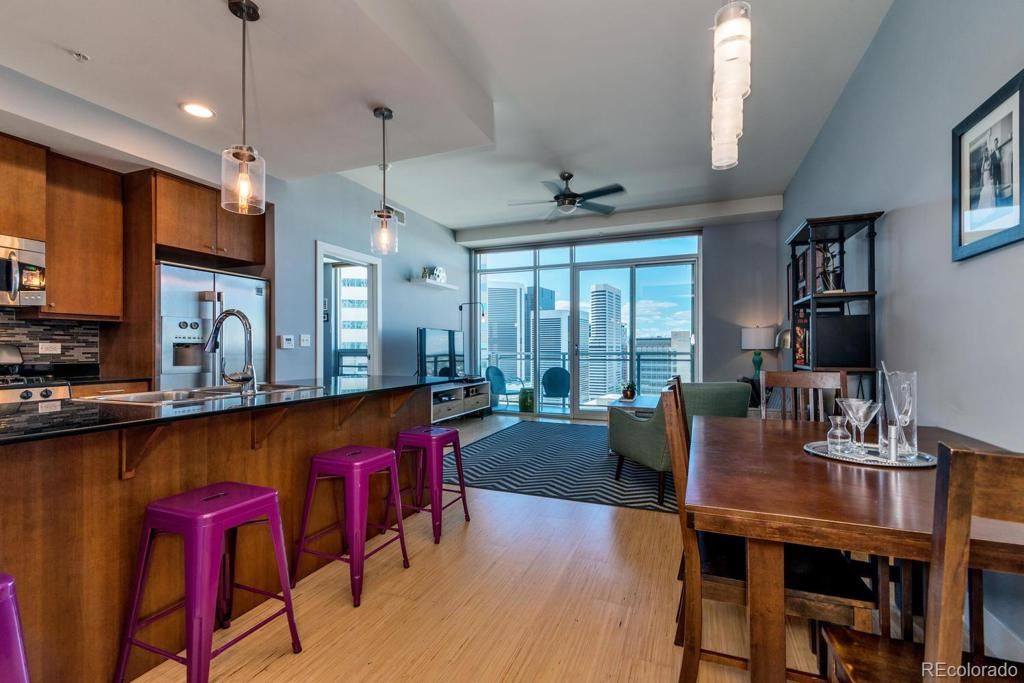 Photo of home for sale at 2001 Lincoln Street, Denver CO