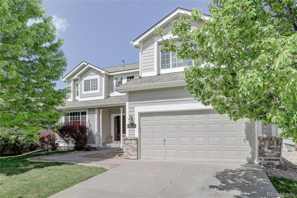 Photo of home for sale at 4780 Upham Court S, Littleton CO