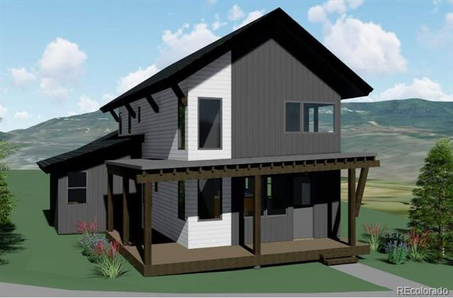 Photo of home for sale at 1935 Indian Trls, Steamboat Springs CO