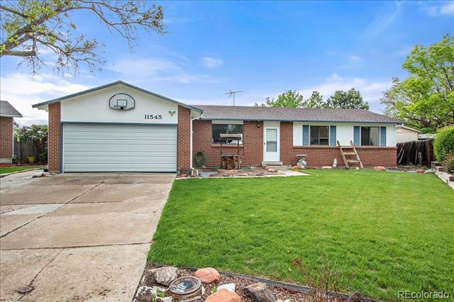 Photo of home for sale at 11545 Adams Street, Thornton CO