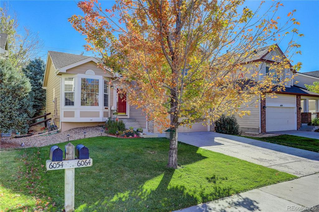 Photo of home for sale at 6064 Zeno Court S, Aurora CO