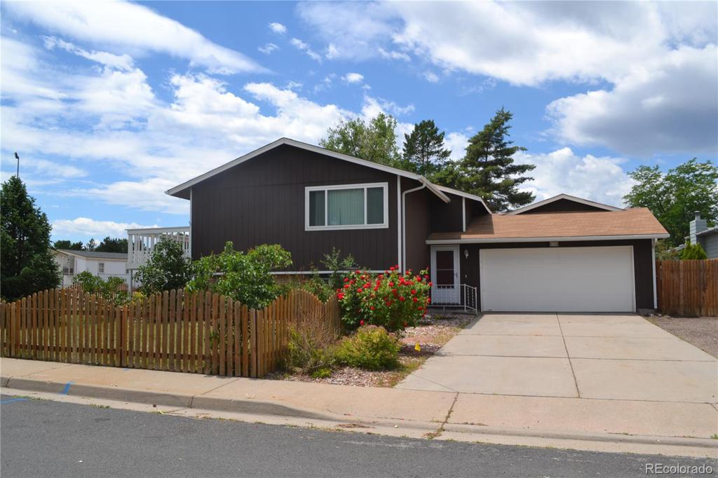 Photo of home for sale at 629 Empire Avenue S, Loveland CO