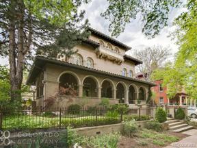 Property for sale at 949 Pennsylvania Street Unit: B, Denver,  Colorado 80203