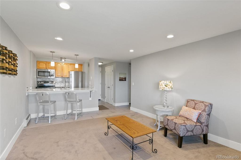 Photo of home for sale at 1125 Washington Street N, Denver CO