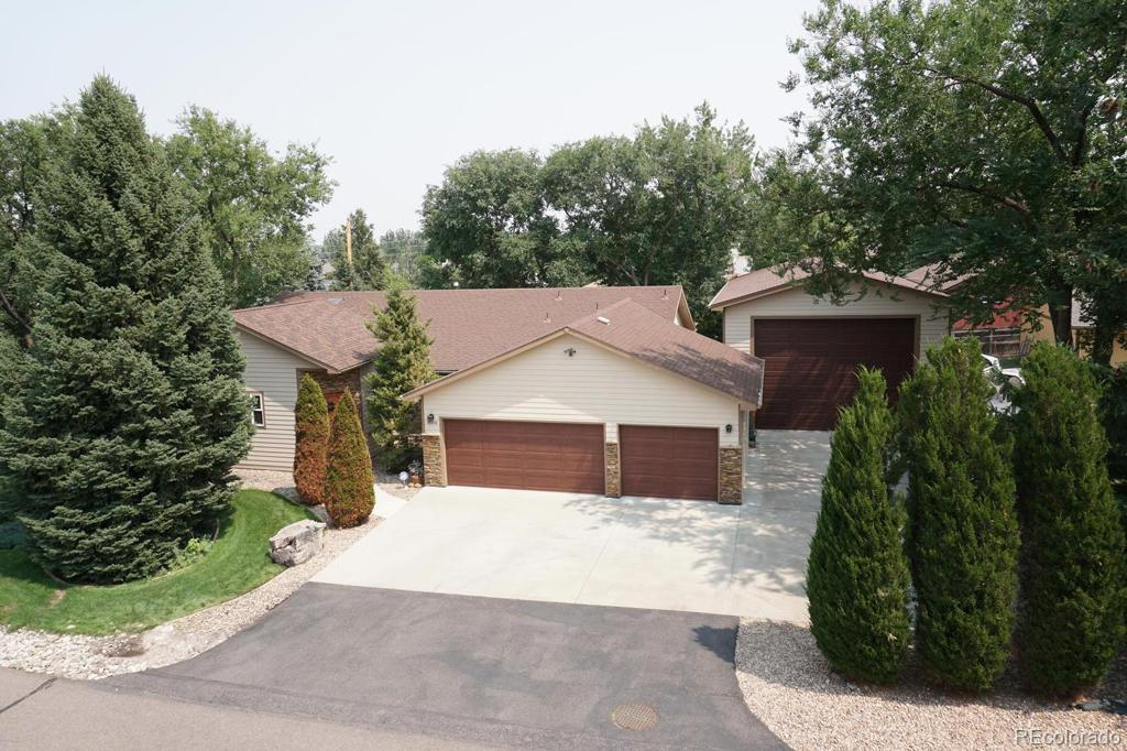 Photo of home for sale at 8004 Cody Street S, Littleton CO