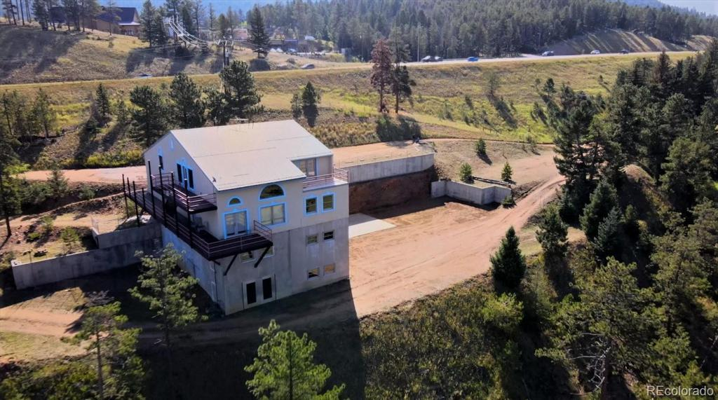 Photo of home for sale at 10550 Highway 73, Conifer CO