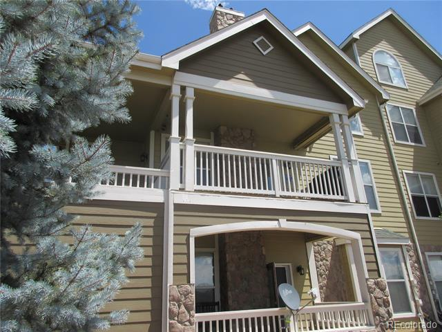 Photo of home for sale at 6017 Castlegate Drive, Castle Rock CO
