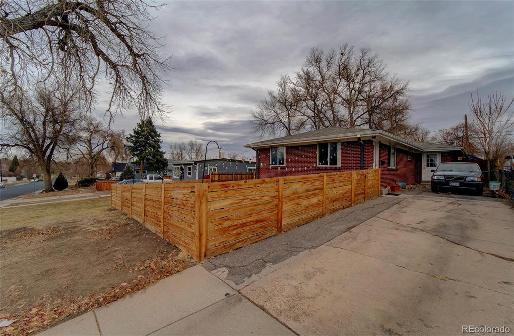 Photo of home for sale at 150 Hooker Street S, Denver CO