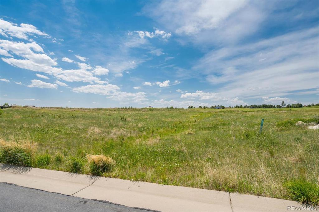 Photo of home for sale at 6440 Holy Cross Court, Castle Rock CO