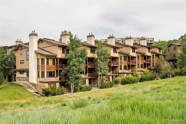 Photo of home for sale at 2053 Ski Time Square Drive, Steamboat Springs CO