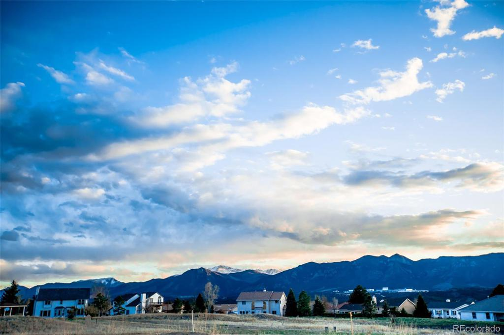 Photo of home for sale at 14161 Stone Eagle Place, Colorado Springs CO