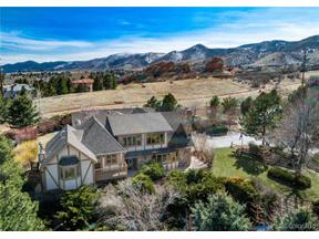 Property for sale at 6390 Crestbrook Drive, Morrison,  Colorado 80465