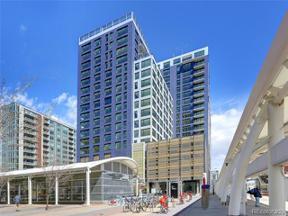 Property for sale at 1750 Wewatta Street Unit: 836, Denver,  Colorado 80202