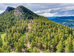 Property for sale at 24013 Peak Drive, Conifer,  Colorado 80433