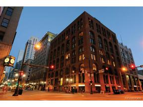 Property for sale at 828 17th St. Street Unit: 806, Denver,  Colorado 80202