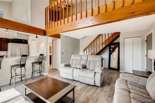 Photo of home for sale at 4899 Dudley Street South, Littleton CO