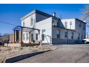 Property for sale at 1015 Ford Street, Golden,  Colorado 80401