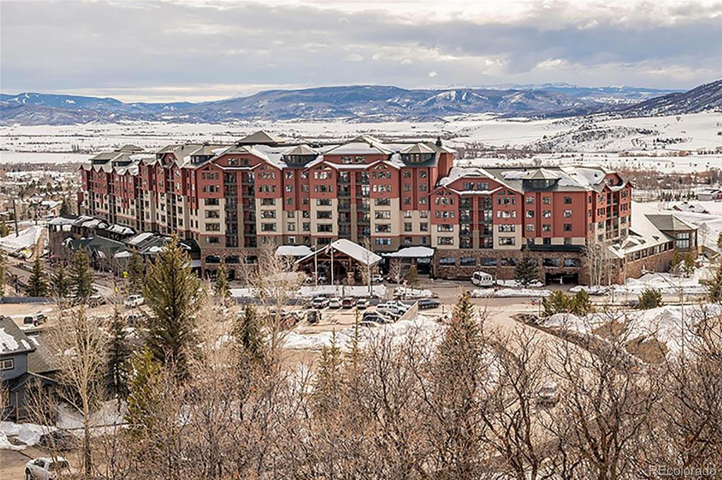 Photo of home for sale at 2300 Mount Werner Circle, Steamboat Springs CO