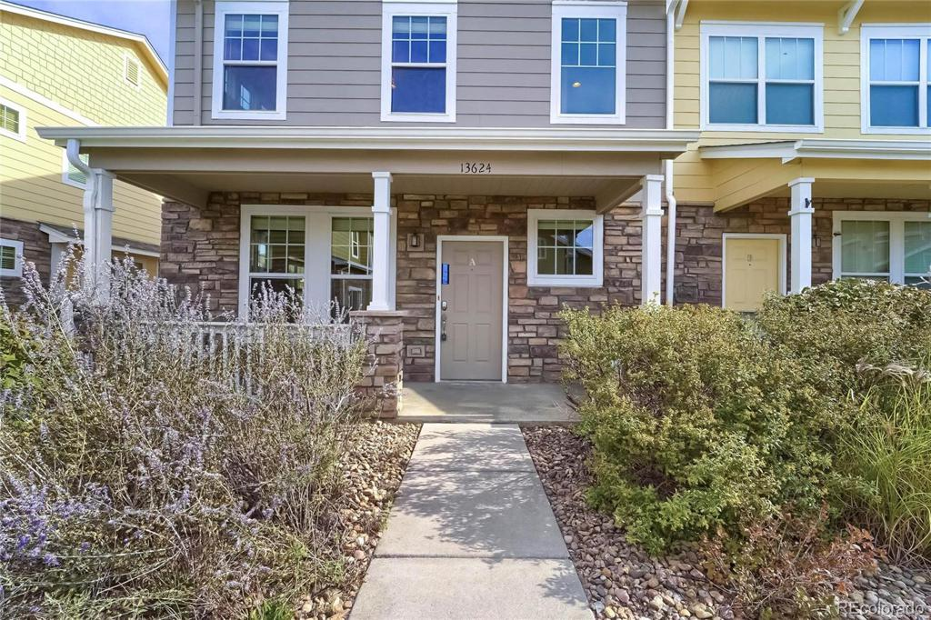 Photo of home for sale at 13624 Garfield Street, Thornton CO