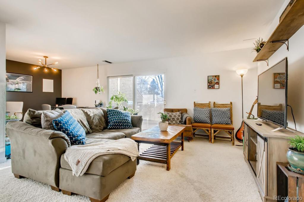 Photo of home for sale at 480 Marion Parkway S, Denver CO