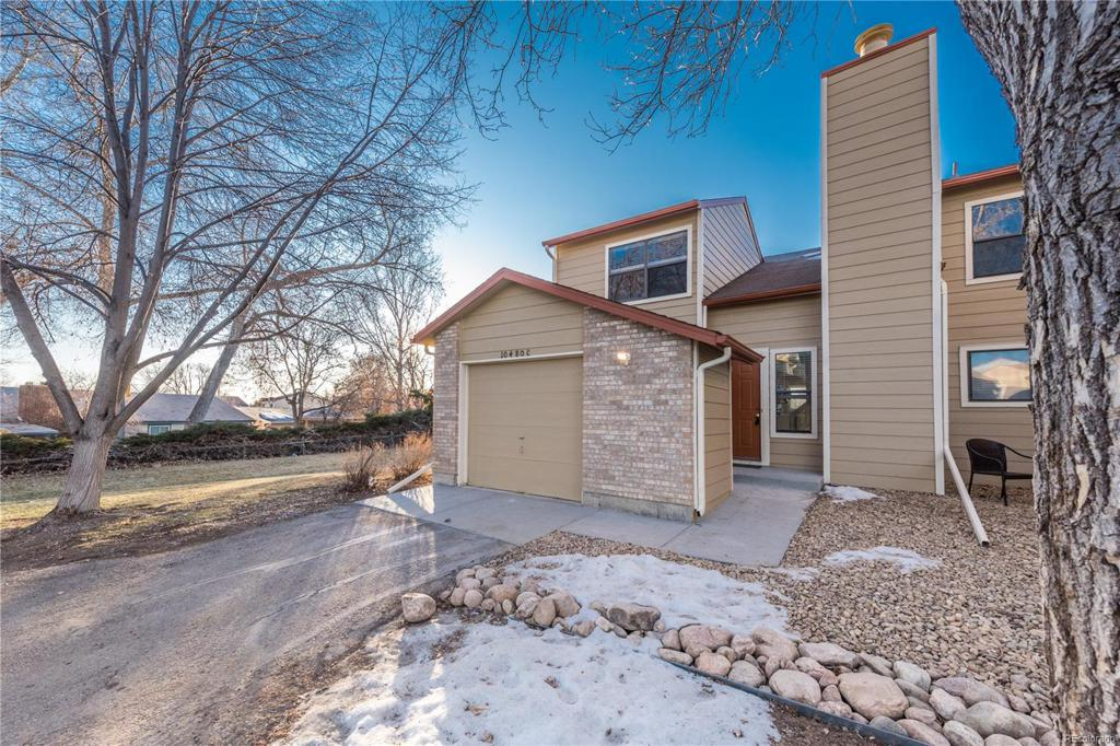 Photo of home for sale at 10480 Fair Avenue W, Littleton CO