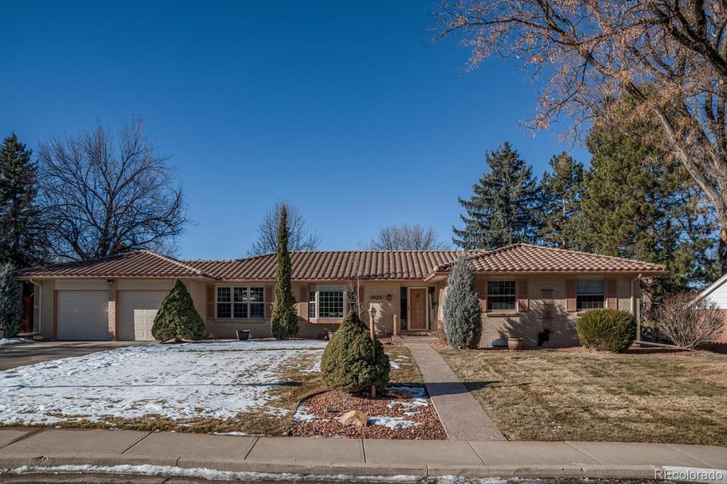 Photo of home for sale at 4123 Zenobia Street S, Denver CO