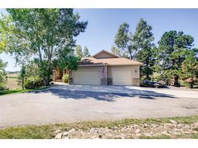 Property for sale at 1228 Wagon Train Circle, Elizabeth,  Colorado 80107