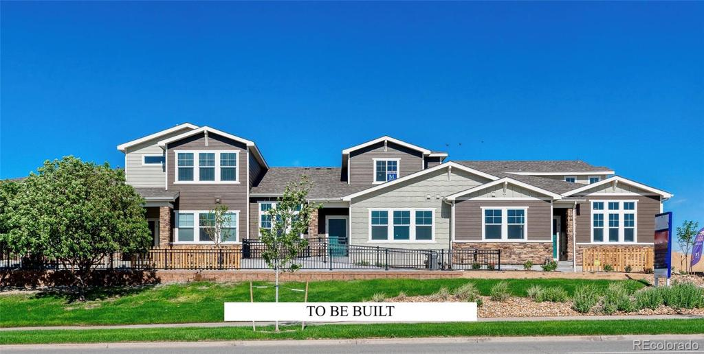 Photo of home for sale at 15501 112 Avenue E, Commerce City CO