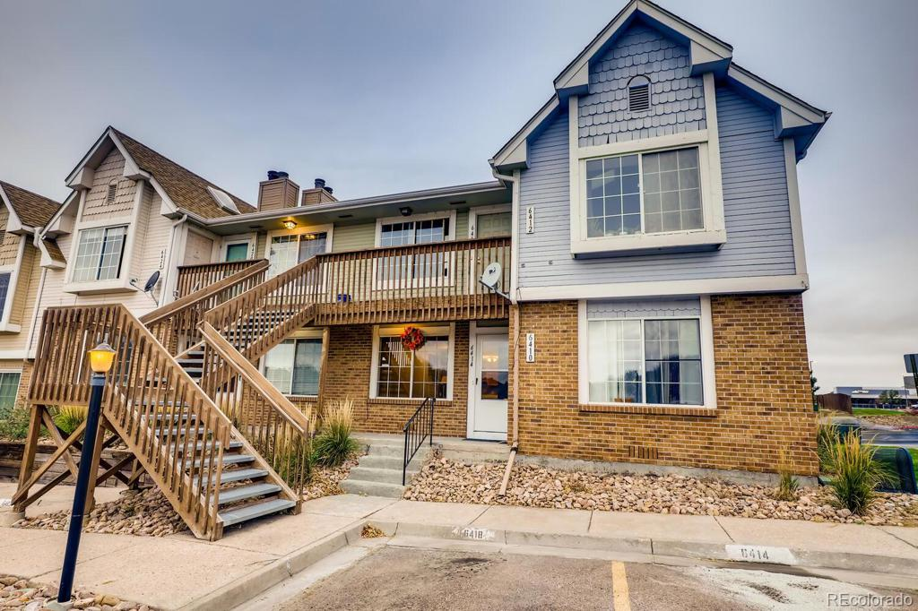 Photo of home for sale at 6414 Village Lane, Colorado Springs CO