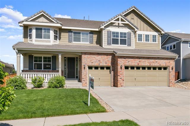 Photo of home for sale at 12216 Rock Ridge Trail South, Parker CO