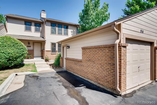 Photo of home for sale at 916 Homestake Drive, Golden CO