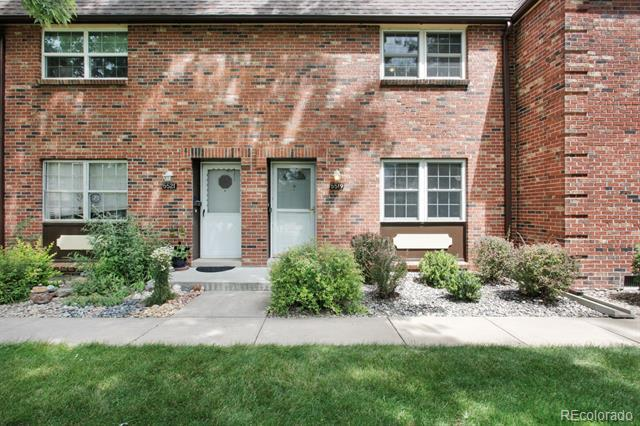 Photo of home for sale at 5519 Lowell Boulevard South, Littleton CO