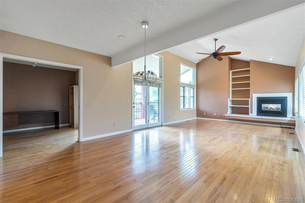 Photo of home for sale at 7857 University Way S, Littleton CO