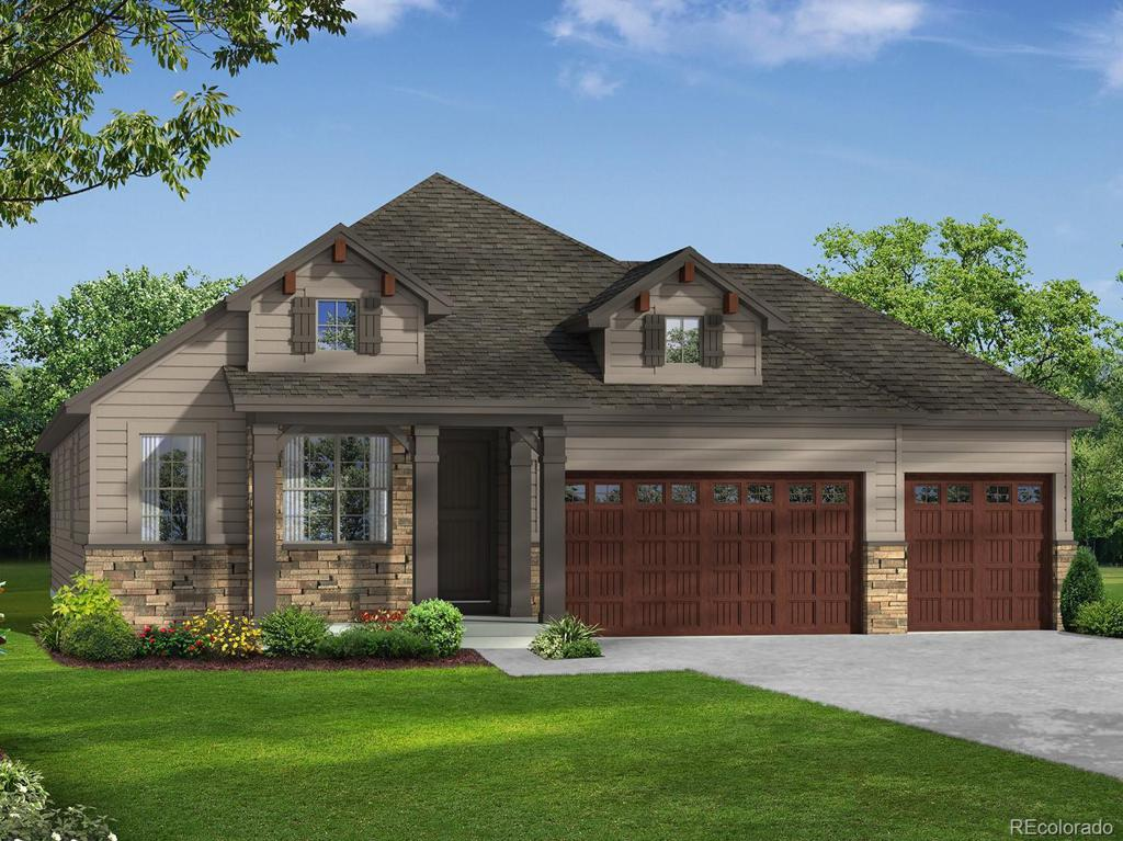 Photo of home for sale at 4502 Fox Grove Drive, Fort Collins CO